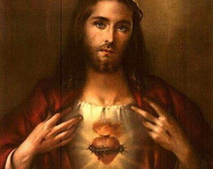 JESUS, O CORAÇÃO MISERICORDIOSO DE DEUS